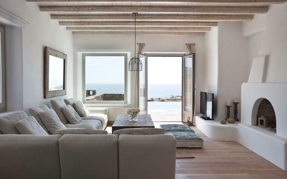Kalafatis view a design boutique hotel mykonos greece for Design boutique hotel mykonos