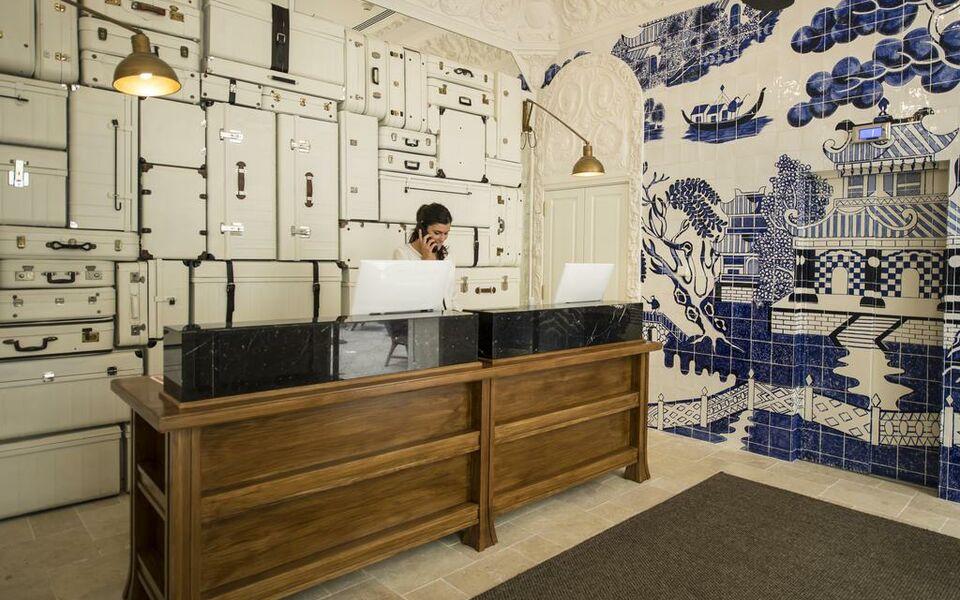 Only you boutique hotel madrid a design boutique hotel - Decoracion interiores madrid ...