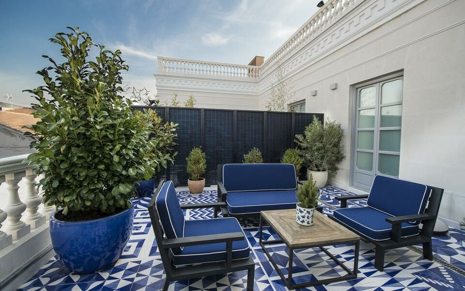 only you boutique hotel madrid a design boutique hotel