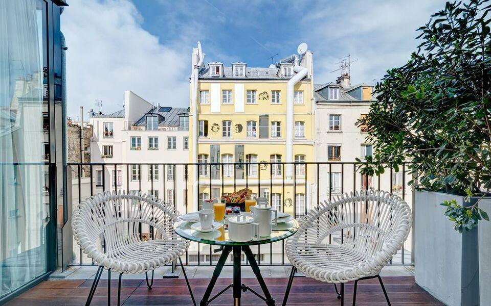 le 123 s bastopol astotel parigi francia. Black Bedroom Furniture Sets. Home Design Ideas