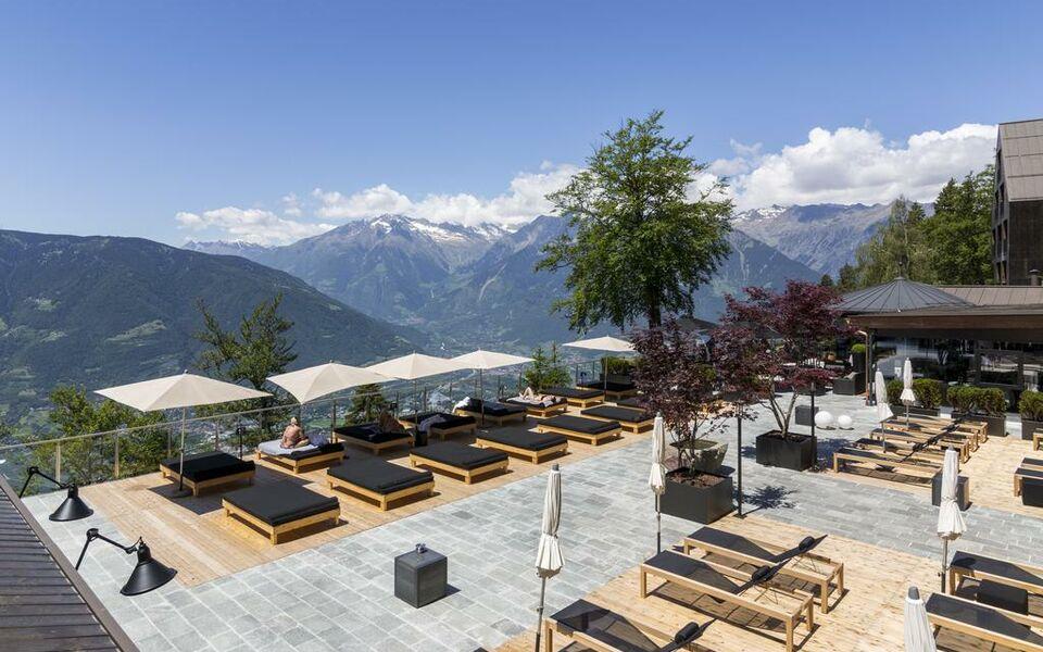 Miramonti boutique hotel a design boutique hotel avelengo for Design boutique hotel toskana