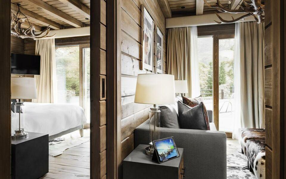 El lodge ski spa sierra nevada spanien for Boutique hotel ski