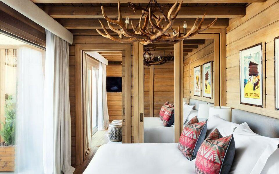 El lodge ski spa sierra nevada spagna for Boutique hotel ski