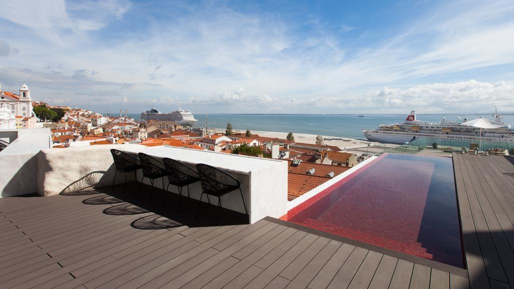 Memmo alfama design hotel lisbonne portugal my for Design hotel lisbona