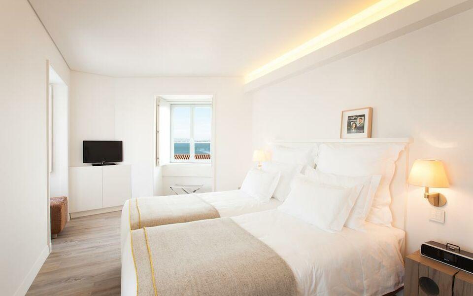 Memmo alfama design hotel a design boutique hotel for Designhotel lissabon