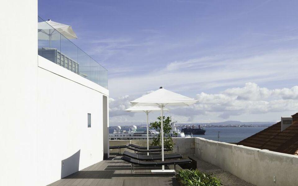 Memmo alfama design hotel lisbonne portugal my for My boutique hotel