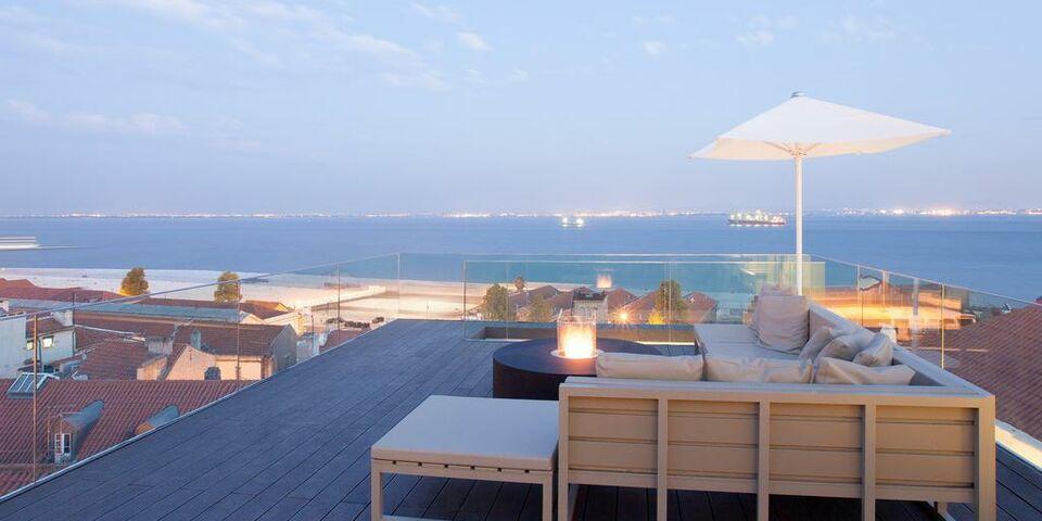 Memmo alfama design hotel lisbonne portugal my for Design hotel portugal