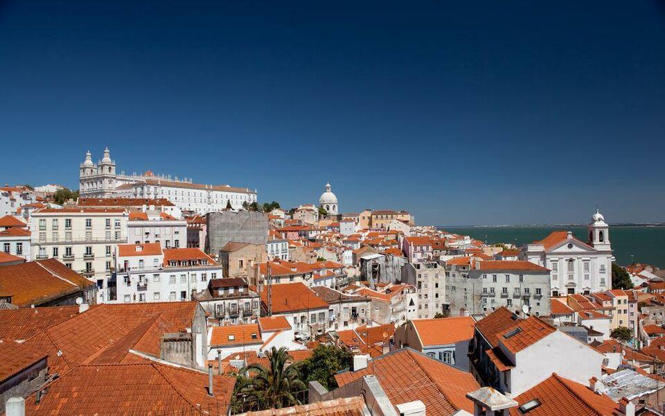 Memmo alfama design hotels lissabon portugal for Decor hotel lisbon