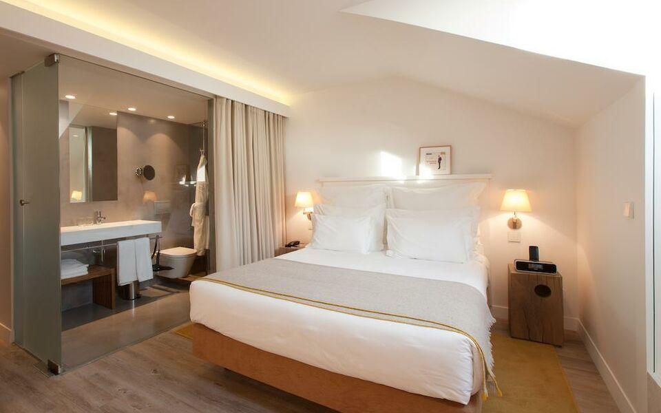 Memmo alfama design hotels lisbonne portugal my for Designhotel portugal