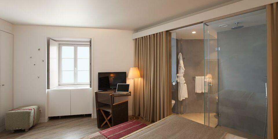 Memmo alfama design hotel lisbonne portugal my for Hotel design lisbona