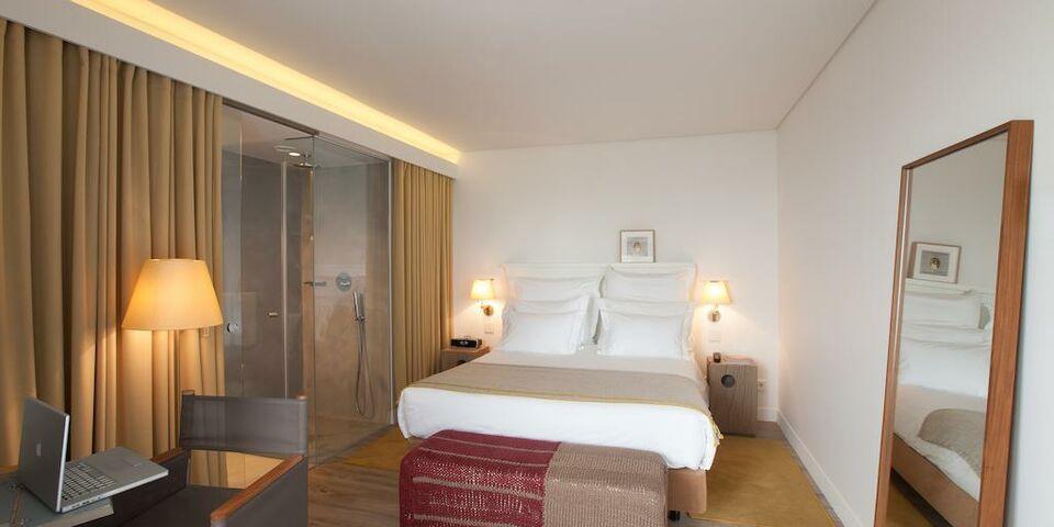 Memmo Alfama Design Hotel Lisbonne Portugal My