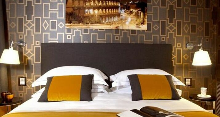 Mood44 a design boutique hotel rome italy for Design boutique hotel rome