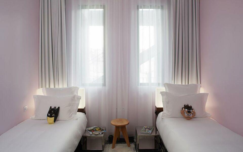 Mama shelter bordeaux a design boutique hotel bordeaux for La boutique bordeaux hotel