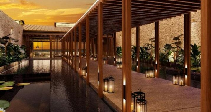 Andaz maui at wailea resort a concept by hyatt a design for Best boutique hotels maui