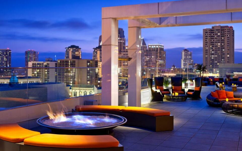 Andaz San Diego A Design Boutique Hotel San Diego U S A