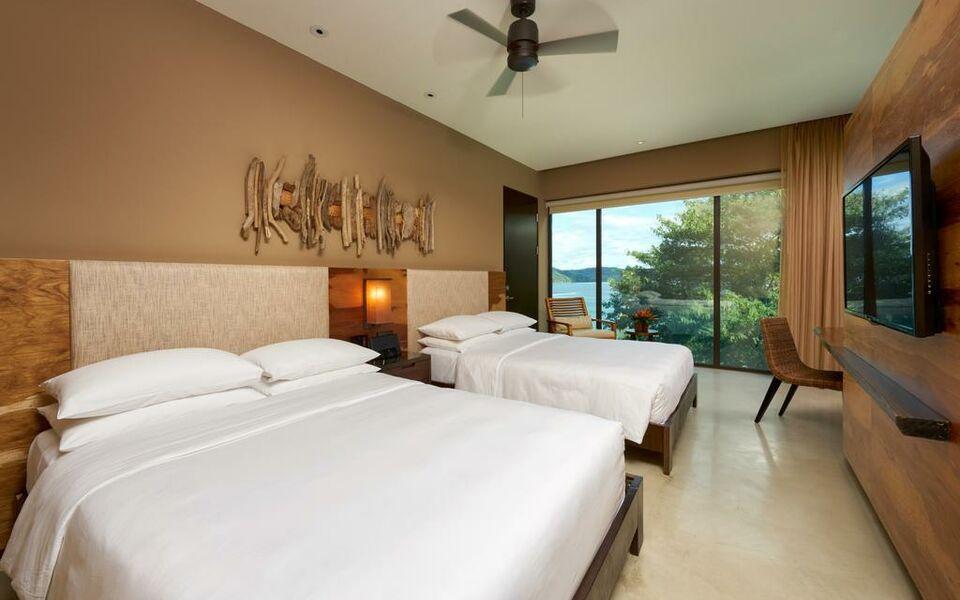 Andaz peninsula papagayo culebra costa rica my for My boutique hotel