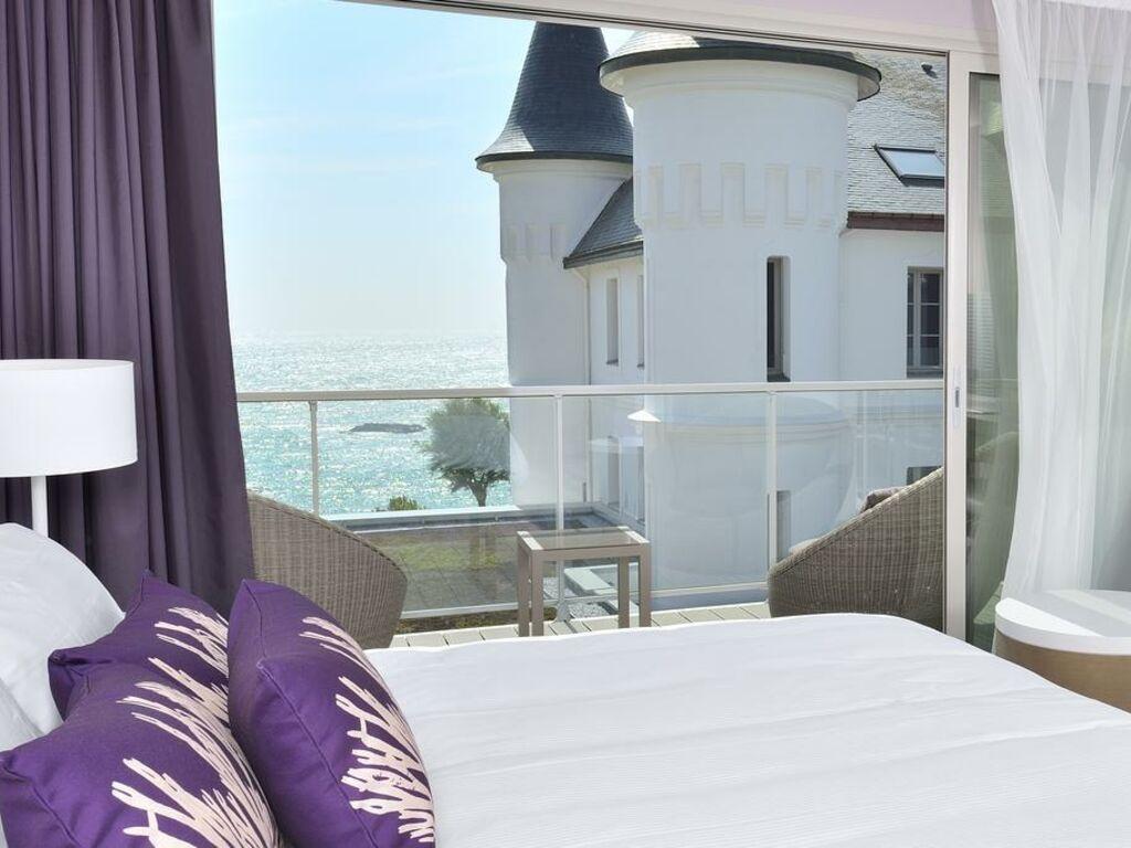Chateau Des Tourelles Hotel Thalasso Spa Baie De La Baule A