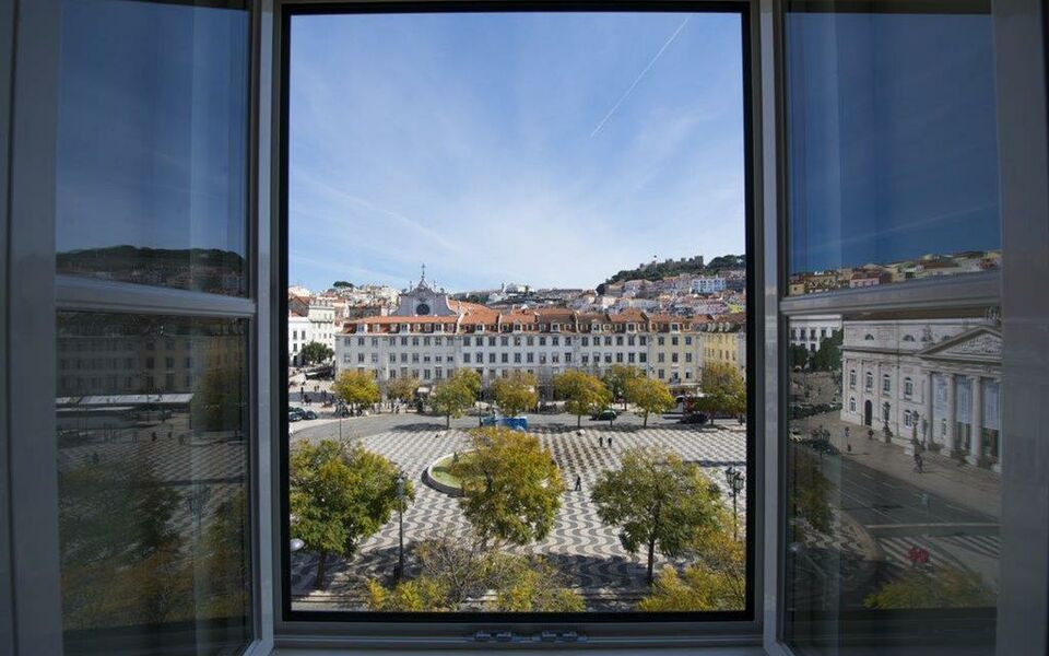 My story hotel rossio a design boutique hotel lisbon for Best design boutique hotels lisbon
