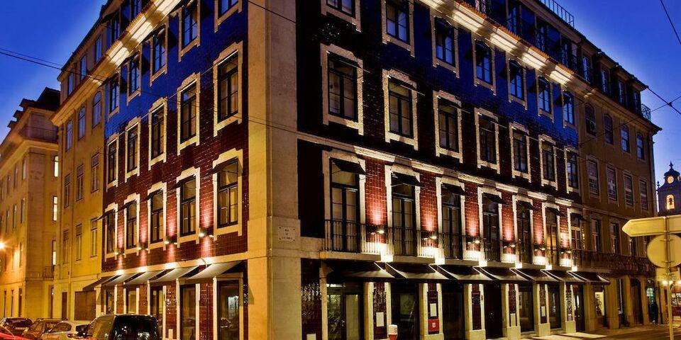 Lisbon five stars apartments s o paulo 55 lisbonne for Hotel boutique lisbonne