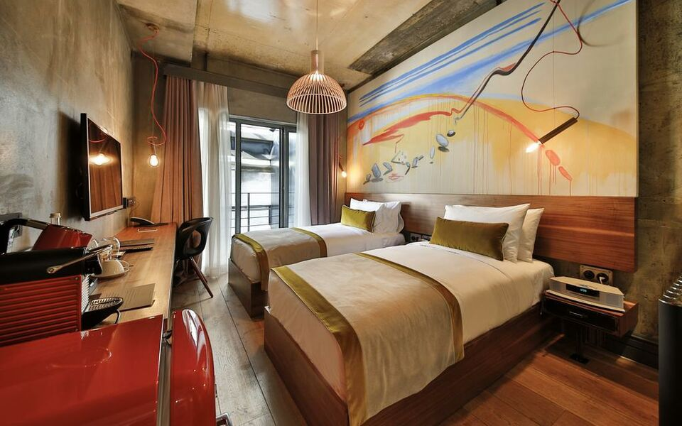 The public hotel istanbul special category a design for Special boutique hotels