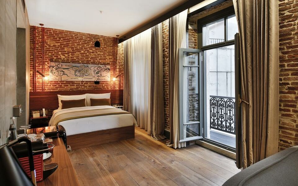 The public hotel istanbul special category istanbul for Special boutique hotels