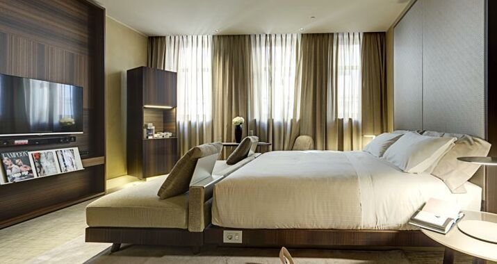 Me milan il duca milan italie my boutique hotel for Boutique hotels near me