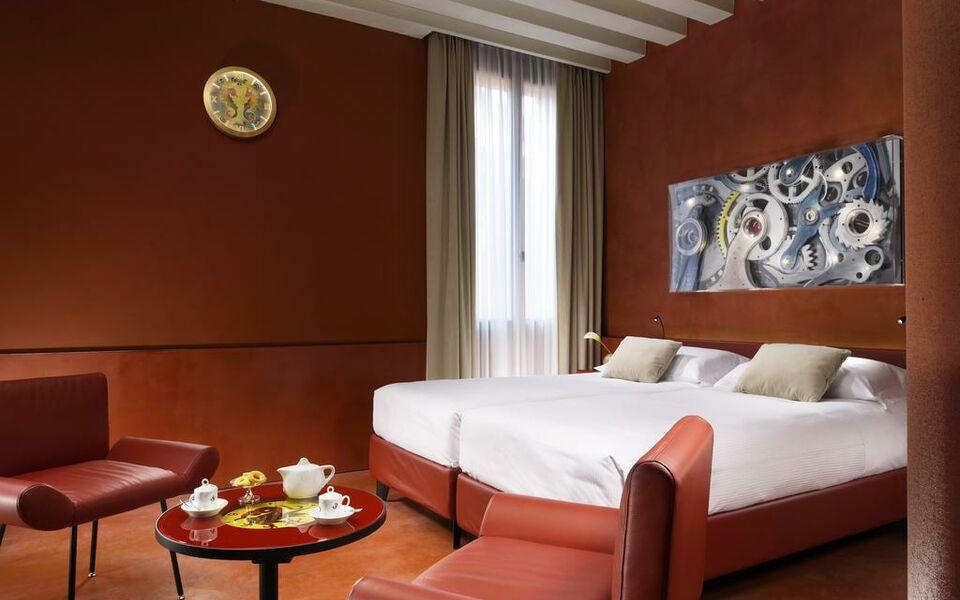 Hotel l 39 orologio a design boutique hotel venice italy for Design boutique hotel venice