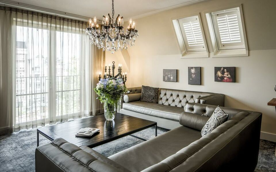 Luxury Suites Amsterdam, Amsterdam (7)
