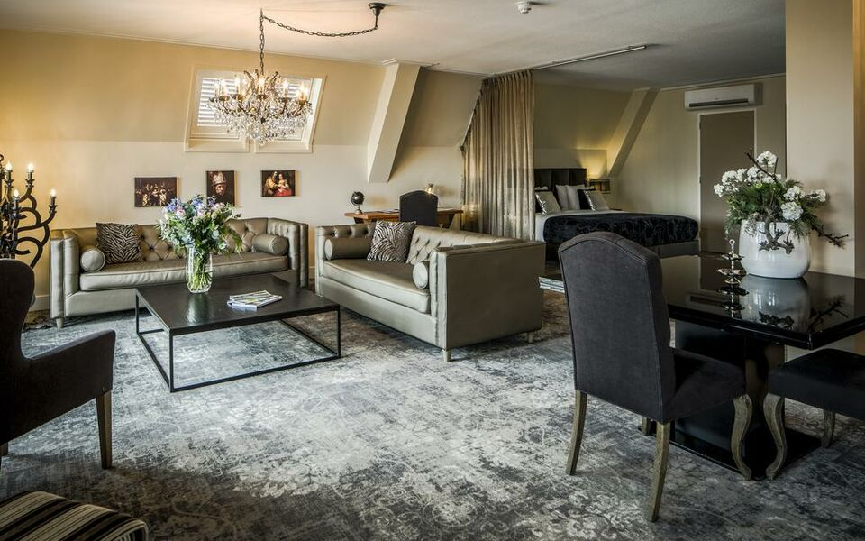 Luxury Suites Amsterdam, Amsterdam (12)