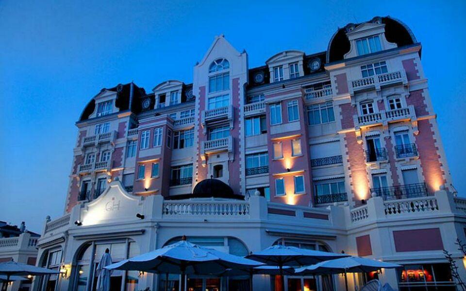 Grand Hotel Spa Saint Jean De Luz