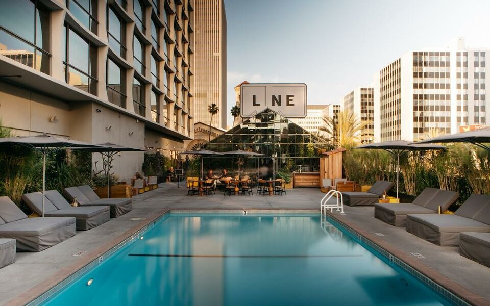 The line hotel a design boutique hotel los angeles u s a - The line hotel los angeles ...