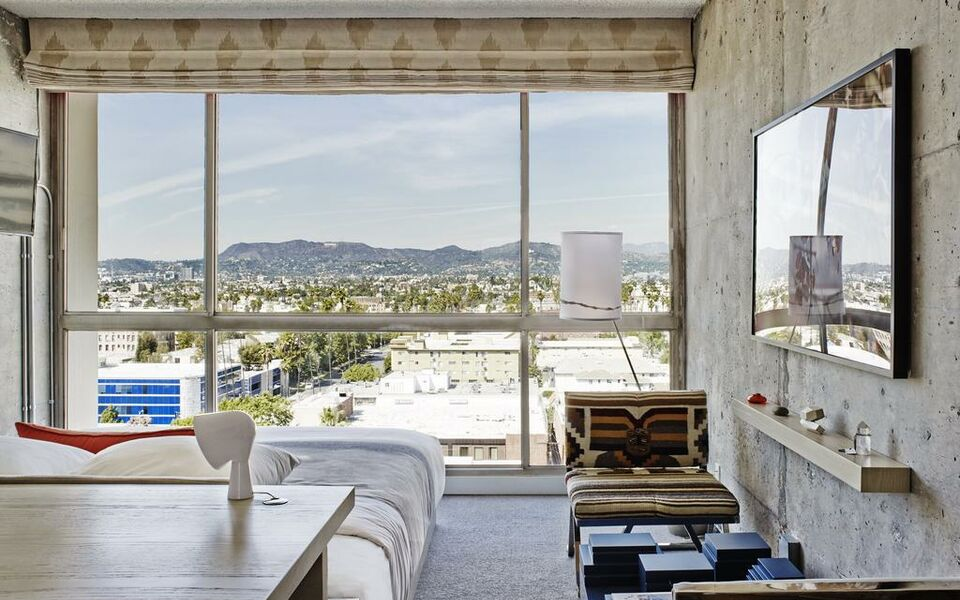 The line hotel a design boutique hotel los angeles u s a for The line los angeles