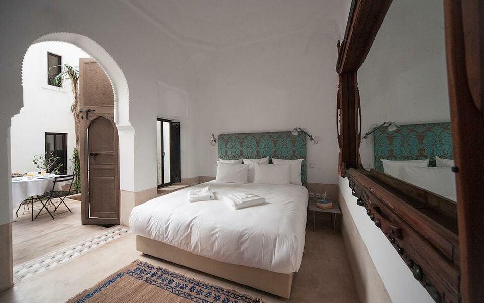 Riad jaaneman a design boutique hotel marrakech morocco for Boutique hotel maroc