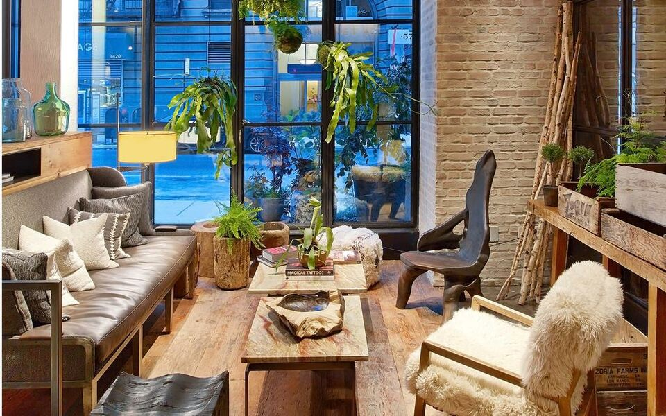 1 hotel central park a design boutique hotel new york for Boutique hotels near central park