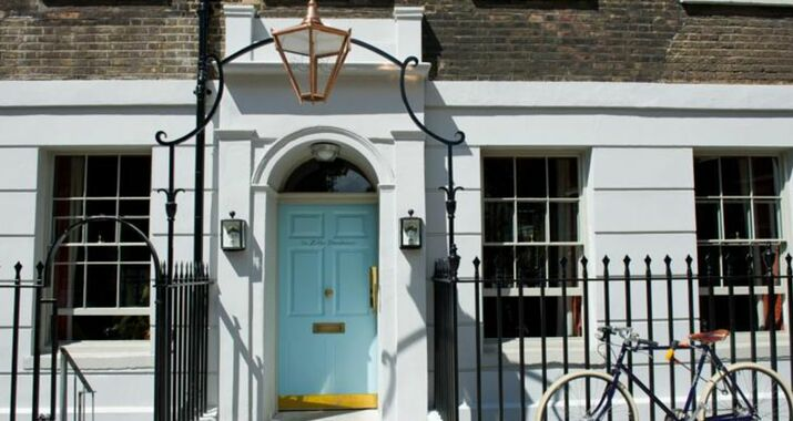 The zetter townhouse clerkenwell a design boutique hotel for Dining room zetter townhouse