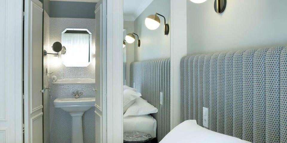 Hotel Bachaumont A Design Boutique Hotel Paris France