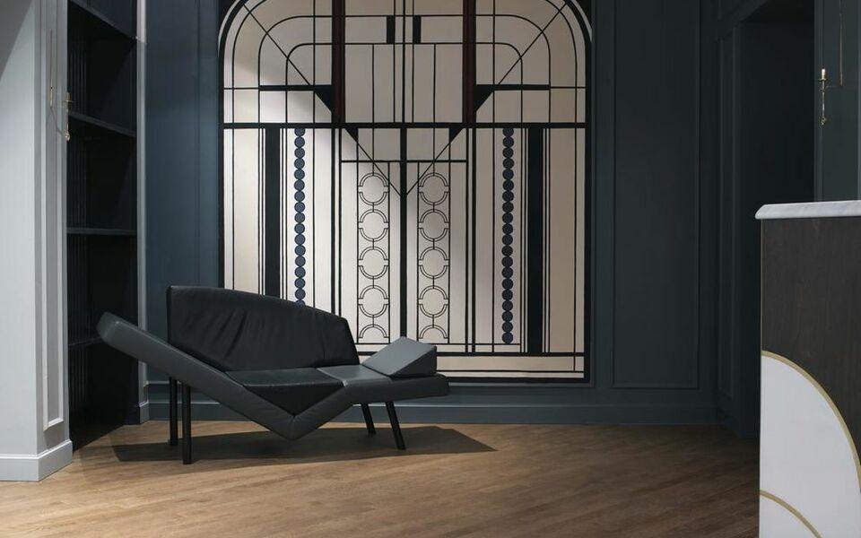 hotel bachaumont a design boutique hotel paris france. Black Bedroom Furniture Sets. Home Design Ideas