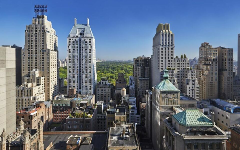 Viceroy Central Park New York A Design Boutique Hotel New