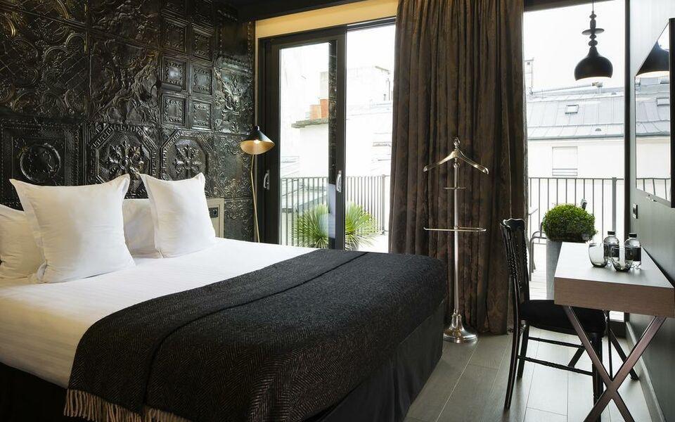 Hotel Eugene En Ville  Rue Buffault  Paris