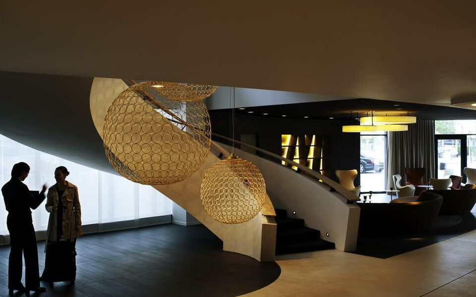 Hotel pullman brussels centre midi a design boutique for Top design hotels belgium