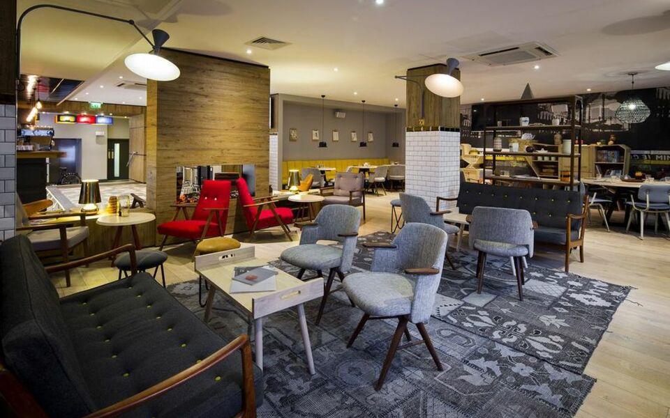 Qbic hotel london city a design boutique hotel london for Design hotel qbic
