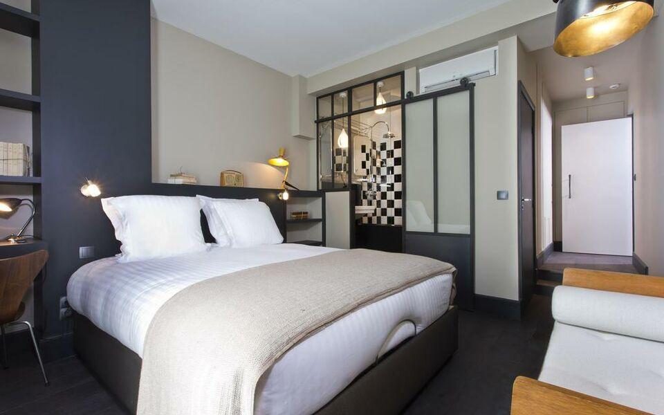 1er etage marais paris france my boutique hotel. Black Bedroom Furniture Sets. Home Design Ideas