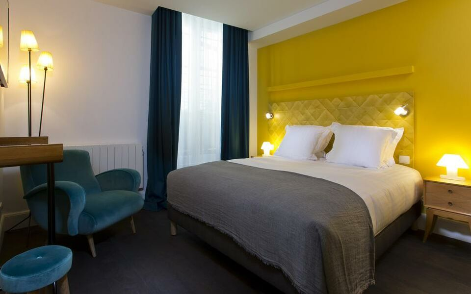 1er etage marais a design boutique hotel paris france for Boutique hotel paris 16