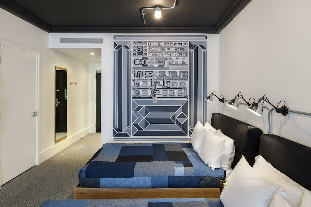 Ace hotel london shoreditch a design boutique hotel for Ace hotel decor