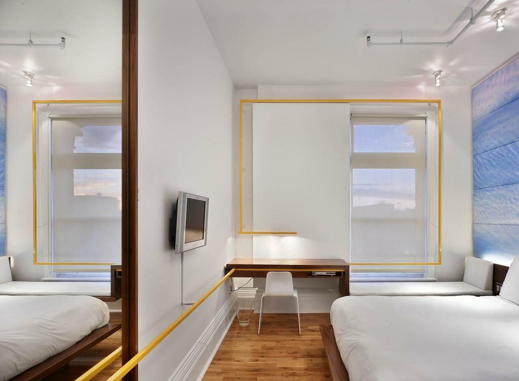 Gladstone Hotel Toronto Smoking Rooms