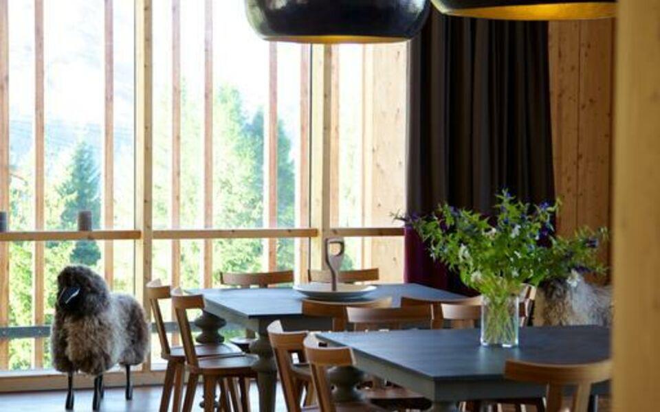 l aiguille grive chalets hotel a design boutique hotel arc 1800