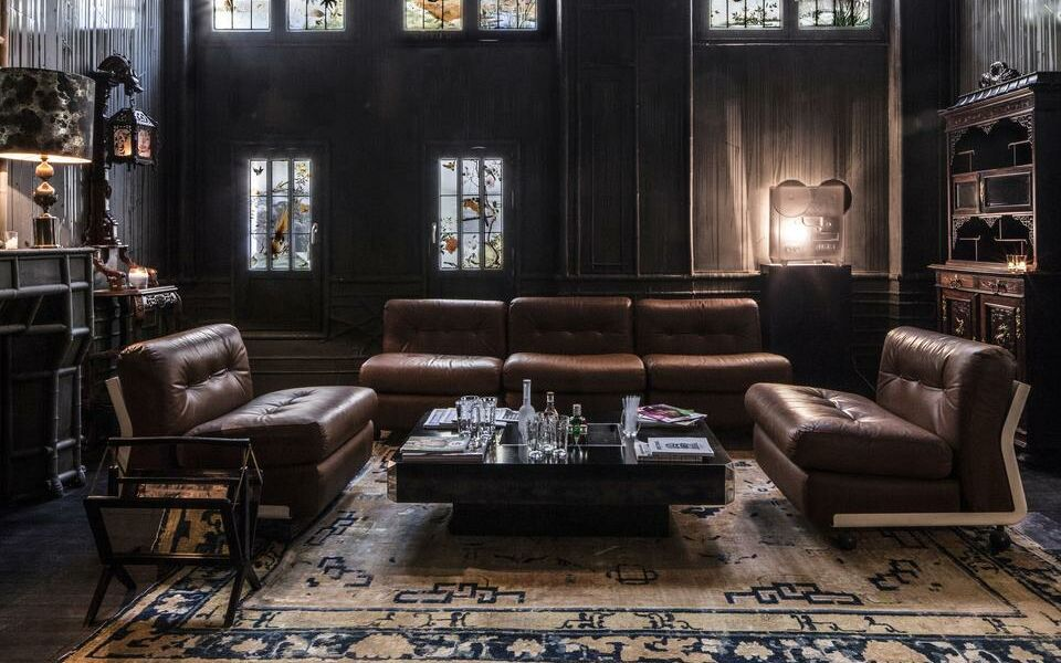 hotel les bains paris a design boutique hotel paris france. Black Bedroom Furniture Sets. Home Design Ideas