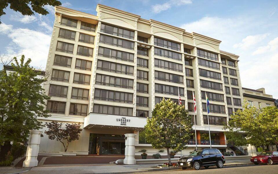 Washington Dc Hotels With Pools