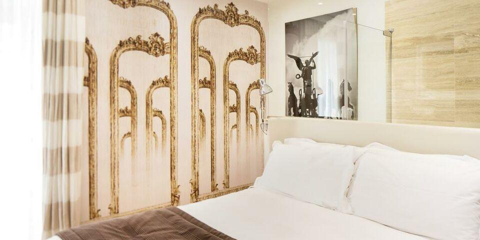 Via del corso home roma a design boutique hotel rome italy for Design boutique hotel rome