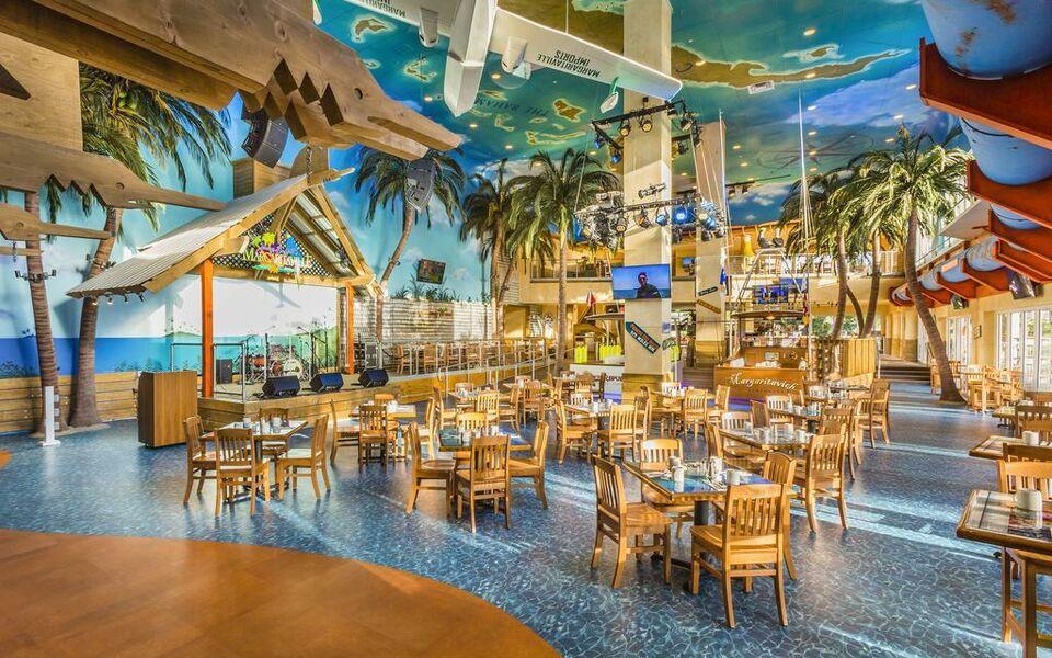Margaritaville Hollywood Beach Room Service